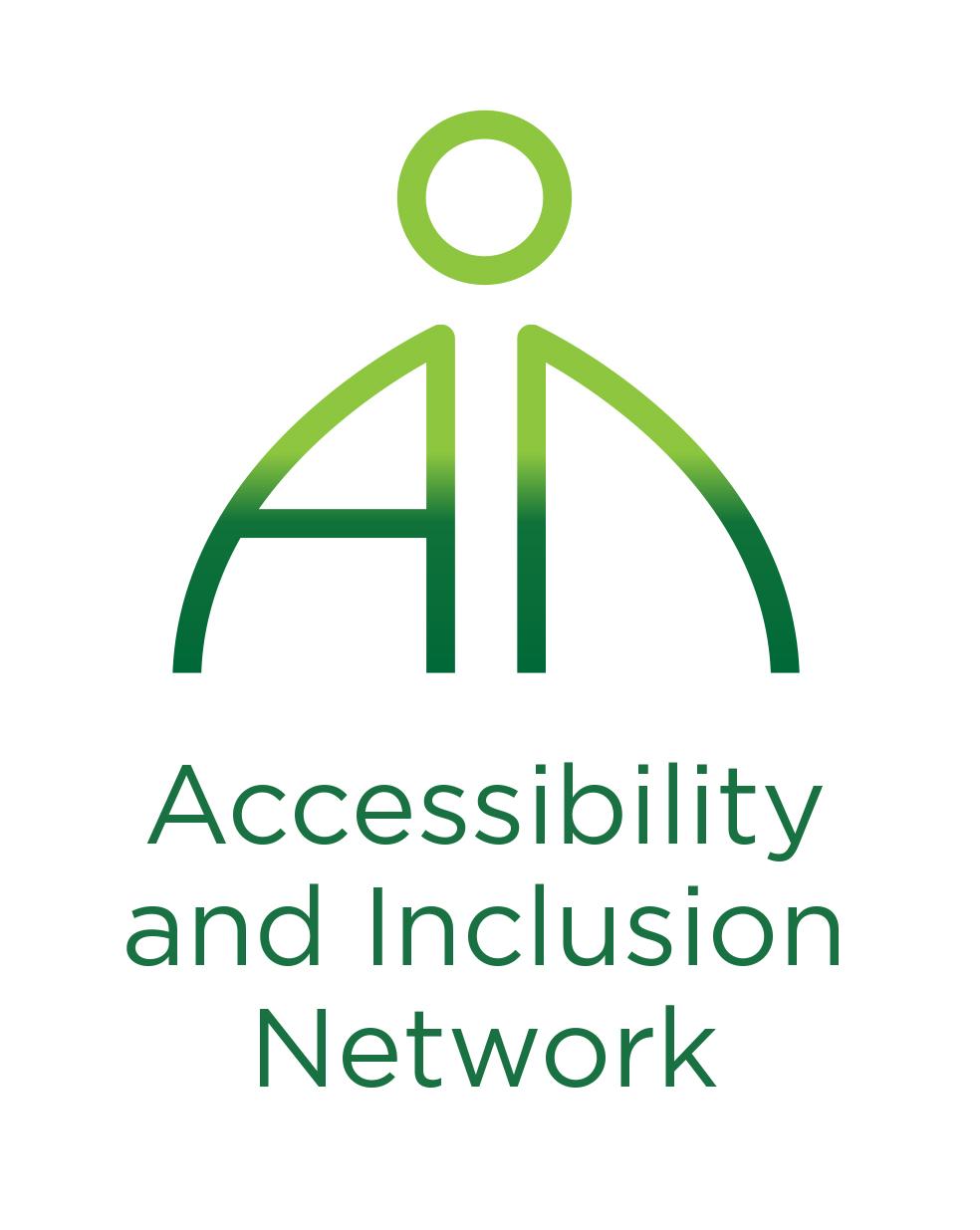 Accessibility & Inclusion Network Logo